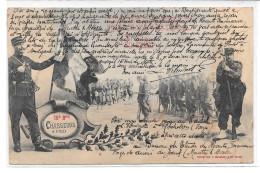 Cpa Remiremont - 15 è Bataillon De Chasseurs à Pied . RARE Précurseur. - Remiremont