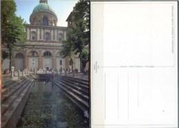 Ak Italien - Santuario B.V. Di Caravaggio - Bergamo
