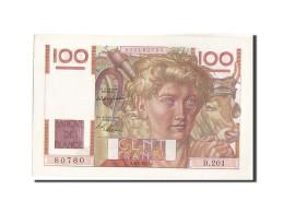 France, 100 Francs, 100 F 1945-1954 ''Jeune Paysan'', 1947, 1947-04-03, KM:12... - 1871-1952 Anciens Francs Circulés Au XXème