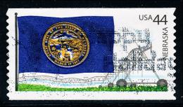 Etats-Unis / United States (Scott No.4305 - Drapeaux Des états Americains / State Flags) (o) - United States