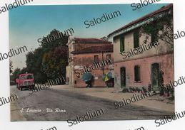 (*) SAN LORENZO - CASTELLUCCHIO - MANTOVA- Camion Car Truck Om - Mantova