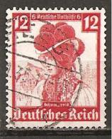 Michel 593 O - Deutschland