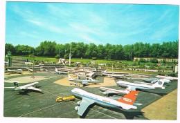 VV-364     DEN HAAG : MADURODAM : Airport - Aerodromi
