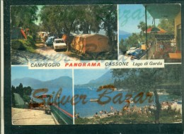 CAMPING - CAMPING  PANORAMA - CASSONE SUL GARDA - Verona
