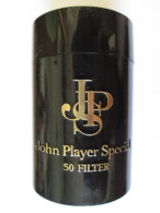 VINTAGE EMPTY JOHN PLAYER SPECIAL CIGARETTES PLASTIC BOX - Boites à Tabac Vides