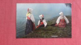 Costume  Leksand --ref 2344 - Europe