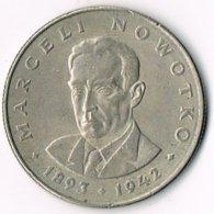 Poland 1975 20 Zloty Nowotko - Poland