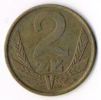Poland 1979 2 Zloty - Poland