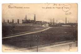 44 - Environs De Saint Nazaire - Vue Generale Des Forges De Trignac - Saint Nazaire