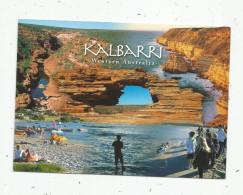 Cp , AUSTRALIE , KALBARRI , WESTERN AUSTRALIA , Ed : Visit Gallery , écrite - Australie