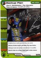 Carte Lego Ninjago Backup Plan 122/125 Sp 400 - Trading Cards