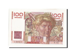 France, 100 Francs, 100 F 1945-1954 ''Jeune Paysan'', 1946, 1946-07-11, KM:12... - 1871-1952 Anciens Francs Circulés Au XXème