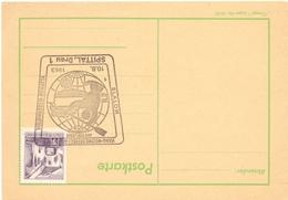OSTERREICH REGATA 1963   POST CARD  (SET160263) - Vela