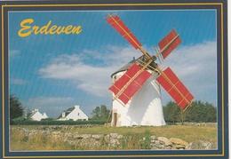CPM Erdeven Le Moulin Du Nardon - Erdeven