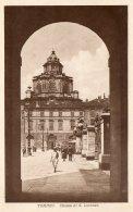 [DC9709] CPA - TORINO - CHIESA DI S. LORENZO - Non Viaggiata - Old Postcard - Churches