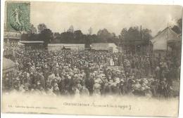 CHATEAUBRIANT.  La Grande Foire De Béré.  1903. - Châteaubriant