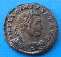 Licinius Follis Ou Nummus GENIO POP ROM Trèves Trier QUALITE ! - 7. The Christian Empire (307 AD To 363 AD)