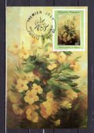 """POLYNESIE 1992 : Carte Maximum """" SYMPHONIE DE MONETTES D´USCHI / PAPEETE 09.12.1992 """" N° YT 423. Parfait. état. CM - Cartes-maximum"""