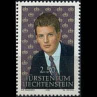 LIECHTENSTEIN 1992 - Scott# 994 Prince Alois Set Of 1 MNH - Ungebraucht