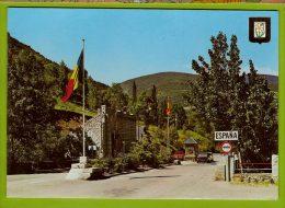 VALLS D´ANDORRA (Passage A La Frontiere ) - Andorra
