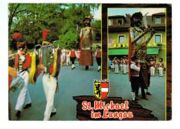 12877 Cpm   St MICHAEL Im Lungau   ; Sommerfrische - St. Michael Im Lungau