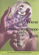 UN - United Nations Vienna 2000 MNH Souvenir Folder - Year Pack - Wien - Internationales Zentrum