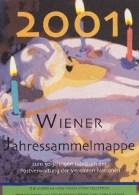 UN - United Nations Vienna 2001 MNH Souvenir Folder - Year Pack - Wien - Internationales Zentrum