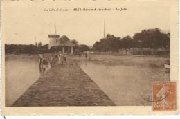Gironde : Arès, La Jetée - Arès