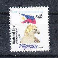 Philippines   -   1996. Aquila. Eagle. 4 P Whit Date 1996. MNH - Aigles & Rapaces Diurnes