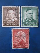 Bund Mi 173 - 75 Gestempelt  ,  Gute Erhaltung - Used Stamps