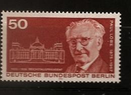 Allemagne Berlin 1975 N° 478 ** Paul Löbe, Homme Politique, Président Du Reichstag, Camp De Concentration, Gross-Rosen - [5] Berlin