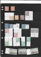 Finland MNH Modern Collection For Specialist (10 Scans) - Timbres