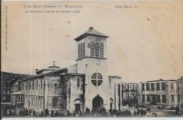 CPA Saint Pierre Et Miquelon écrite - Saint-Pierre-et-Miquelon