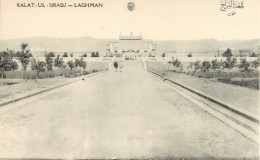 AFGHANISTAN - KALAT UL SIRADJ LAGHMAN - Afghanistan