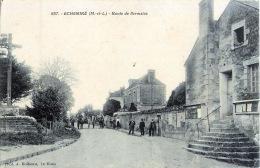 49 ECHEMIRE ROUTE DE SERMAISE PETITE ANIMATION - France