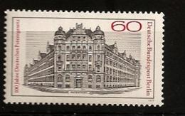 Allemagne Berlin 1977 N° 511 ** Loi, Législation, Brevet D'Invention, Inventeur, Office Des Brevets, Droits, Propriété - [5] Berlin