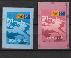 2002 MNH Finland, Postfris** - Finland