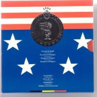 Royaume De Belgique - FDC - Set De Monnaies 1994 - 1993-...: Albert II