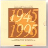 Royaume De Belgique - FDC - Set De Monnaies 1995 - 1993-...: Albert II