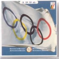 Royaume De Belgique - FDC - Set De Monnaies 1996 - 1993-...: Albert II