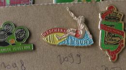 MESCHERS SURF - Pin