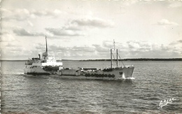 CPSM Ile D'Oléron-Bac Faisant La Traversée      L2218 - Ile D'Oléron