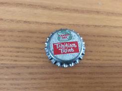 "Ancienne Capsule De Soda ""CANADA DRY Tahitian Treat, ST LOUIS"" Etats-Unis (USA) (intérieur Liège) - Soda"