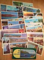 VD3840 View Cards Set (19 Pcs) ANGARA Russia Issue 1979 - Rusland