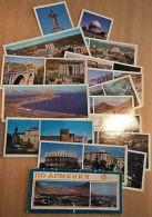 VD3842 View Cards Set (15 Pcs) ARMENIA Issue 1981 - Zonder Classificatie