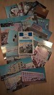 VD3853 View Cards Set (30 Pcs) City CHEBOKSARI Issue 1973 Moscow - Rusland