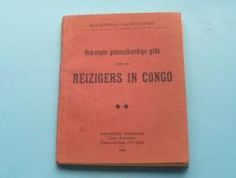 Beknopte Geneeskundige Gids Voor De REIZIGERS In / VOYAGEURS Au CONGO - Maison Jean WINANDY Dison 1950 !! - Books, Magazines, Comics