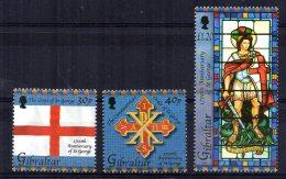 Gibraltar - 2003 - 1700th Death Anniversary Of St George - MNH - Gibraltar