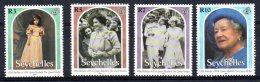 Seychelles - 2000 - Queen Mother 100th Birthday - MNH - Seychelles (1976-...)