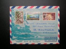 TAHITI  PAPEETE  1966 - Tahiti